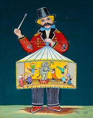Nr. 1842 Zirkusdirektor