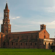 Visita guidata all'abbazia di Viboldone