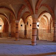 Visita guidata all'abbazia di Chiaravalle