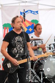 Jean-Louis Pujade, le batteur
