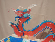 2012NHKで元旦日本一の飴細工師として放送される。