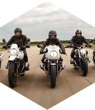 Events von BMW Motorrad und Triumph Motorsport Burgdorf Paderborn