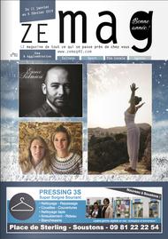 ZE mag DAX n°82 janvier 2019