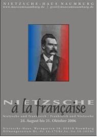 Ausstellung Nietzsche à la française