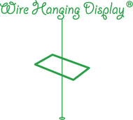 Wire Hanging Display