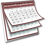 Bitte klicken Sie auf den Kalender!