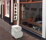 Coffeeshop Cannabiscafe Bebop Leiden