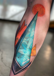 Micah Riot Tattoo