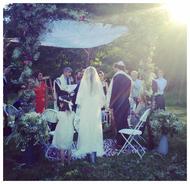 mariage CHIC ET CHAMPÊTRE  au château proche de paris autour de paris île de france région parisienne salle pour mariage chpiteau bambou tente bambou mariage