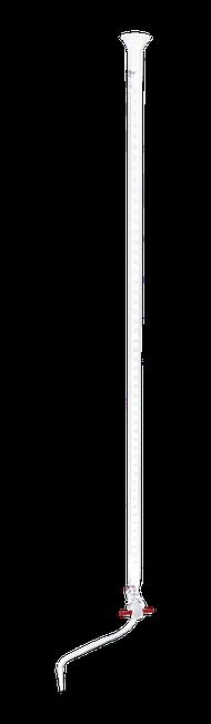 Bureta de titulación para mano derecha 17062F-50