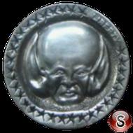 Alien coin