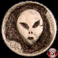 Alien coin 1936