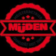 mueden.de, Kirche, Logo müdensiegel