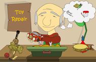 de speelgoedhersteller