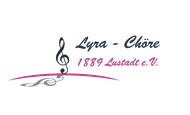 Lyra Chöre 1889 Lustadt Logo