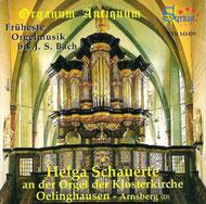 Ref : SYR 141459 - Orgue du cloitre d'Oelinghausen - Arnsberg (D) -