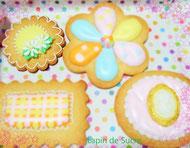 アイシングクッキーを極める会 千葉市アイシングクッキーレッスン