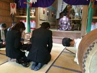 高圀神社 七五三詣