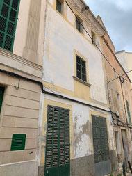 House for renovation, Felanitx, Portocolom