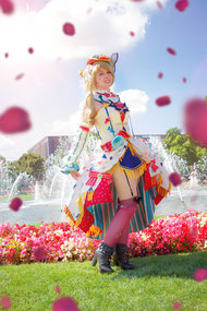 Love Live Kotori (Circus Version) Photo/Edit: Martin Neber