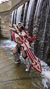 Nemesis from SMITE Quelle: Nessa - Cosplay