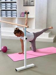 Ballett Barre Workout Allach Untermenzing Fitness Sport Bodystyling Move Balance Melissa Bader