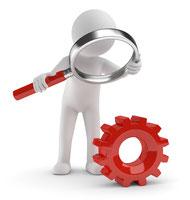 Der Präsentationstrainer PETER MOHR arbeitet sich vor dem Training tief in die Produkte und Konzepte des Kunden ein.