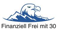 Logo Finanziell Frei mit 30