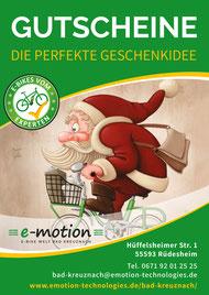 e-Bike Geschenkgutschein Bad Kreuznach