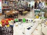 2016年からは海外一号店をタイ、バンコクに出店。着実に店舗数を拡大している。