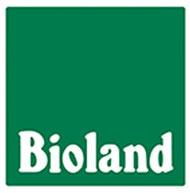 Bioland-Signet und Betriebsnummer