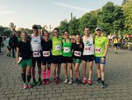 Die Marathon- und Halbmarathonläufer waren in Ulm auf Bestzeitenjagd