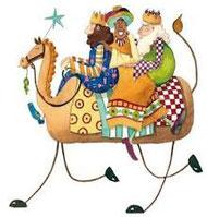 Fiestas en León Cabalgata de Reyes
