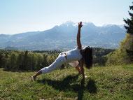 Yoga-Coaching mit Brigitte Pfnür