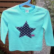 Sternchen-T-Shirt