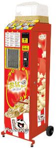 Popcorn Münzautomaten Verkaufsautomaten