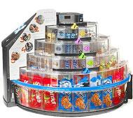 Universal-Automat Snackautomat