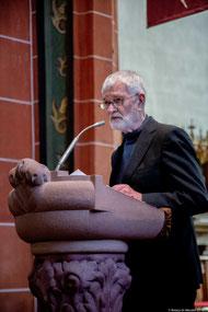 Pfarrer i.R. Gerhard Diercks