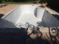 mas eco - Rénovation piscine - Revêtement en mosaïque