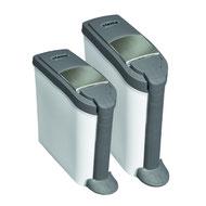 Damenhygienebehälter, Fußpedal