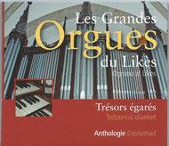 Ce CD comprenant 20 œuvres enregistrées est en vente au Likès