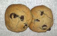 Gluten Free, Paleo Style Chocolate Chip Cookies