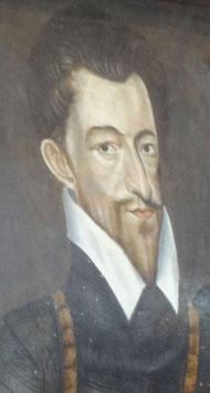 Le duc de Guise. Blois. Source Laure Trannoy.
