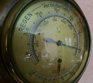 Barometer. Foto: J. de Gruyter