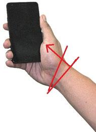 手首、指先のしびれ