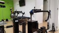 Estudio geometría nueva bicicleta - Estudio biomecánico - ©Biomecánica 3D.
