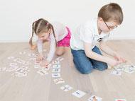 Mut- und Mitmachkarten für Jungen und Mädchen