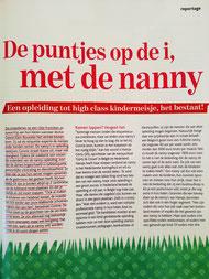 Imago en etiquette specialist Gonnie Klein Rouweler docent Nanny opleiding Görtz & Crown