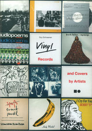 Vinyl. Records and Covers by Artists, Guy Schraenen Catalogue