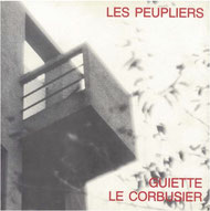 Les Peupliers. Guiette. Le Corbusier, Guy Schraenen Catalogue